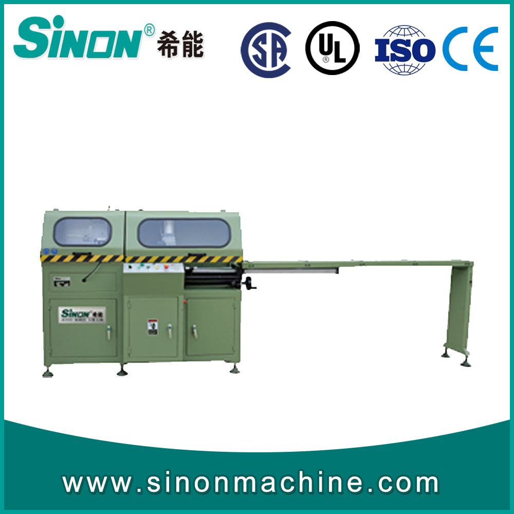 Corner key cutting machines /Corner Connector Cutting Saw Machine for Aluminum Windows/aluminum window door making machine