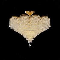 Buy GZ10003-5P hot sale western design crystal chandelier fancy ...