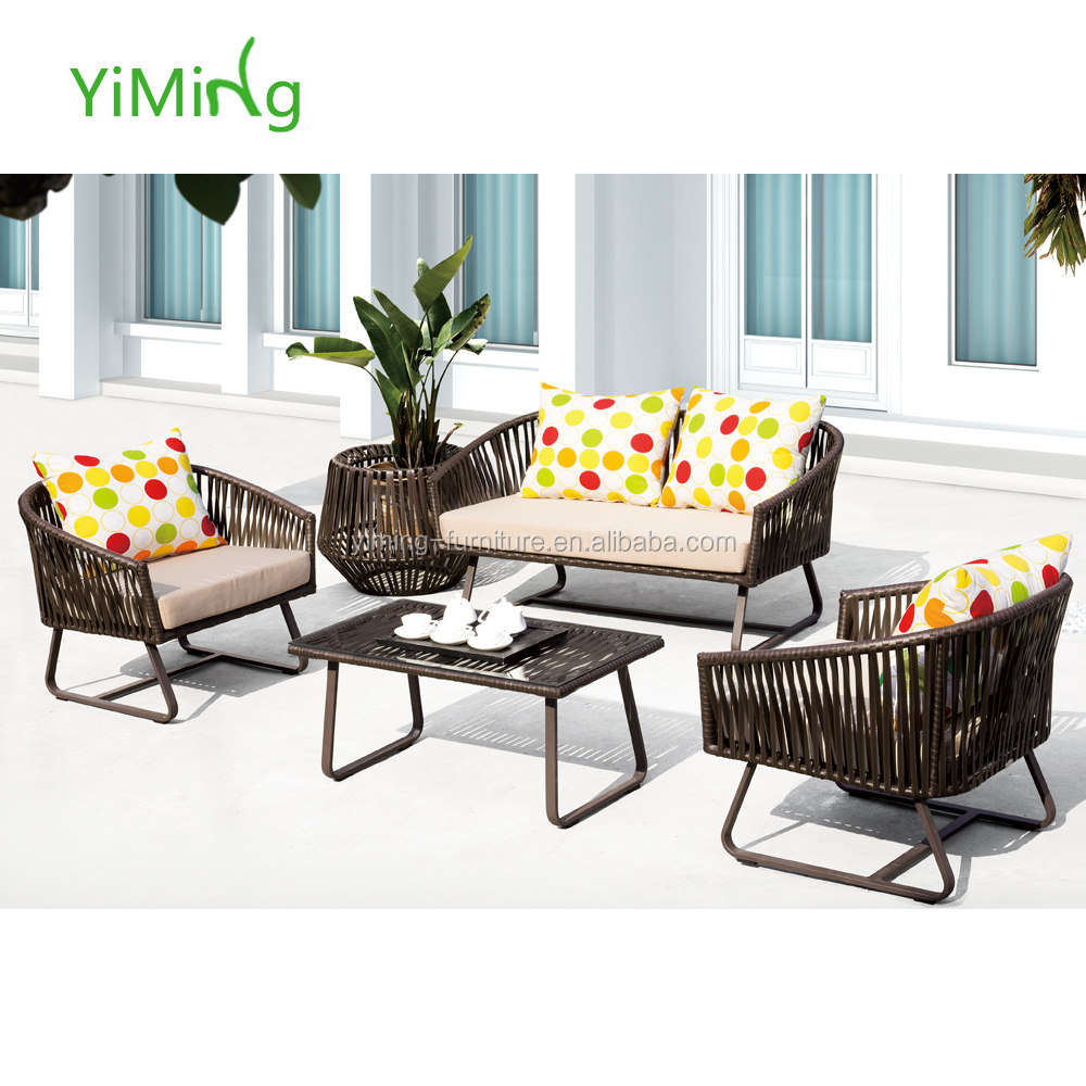 Swiss 2015 new outdoor Furniture wicker sofas/lounge Pool rattan furniture