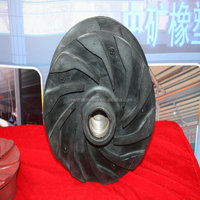 Rubber Lined Impeller for Mining Project Tailing discharge , Ball Mill Rubber Liner , Wear Rubber Liner Plate