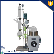 Various Styles 10L Vacuum Distillation Unit for Chemical Lab Distillation