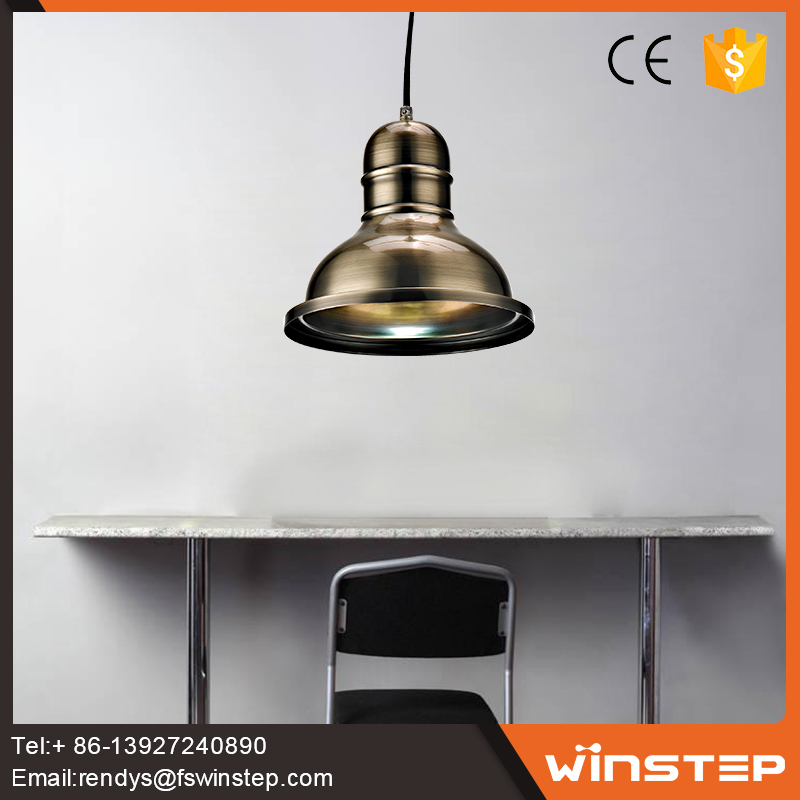 Brand new 480lms vintage aluminum pendant lamp for wholesale