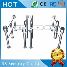 Access card holder security guard tools swing barrier turnstile