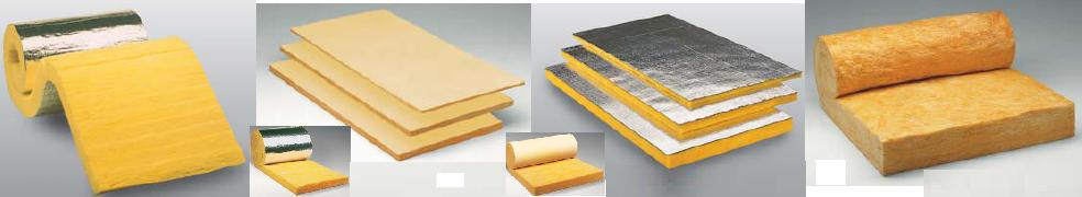 glass wool product