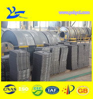 cold rolled carbon steel W type Mining Roof Strap material q235