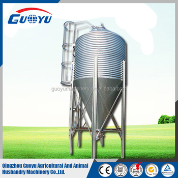 Good Quality Poultry Farm Feed Storage Silo for Grain Wheat Corn Storage Prices