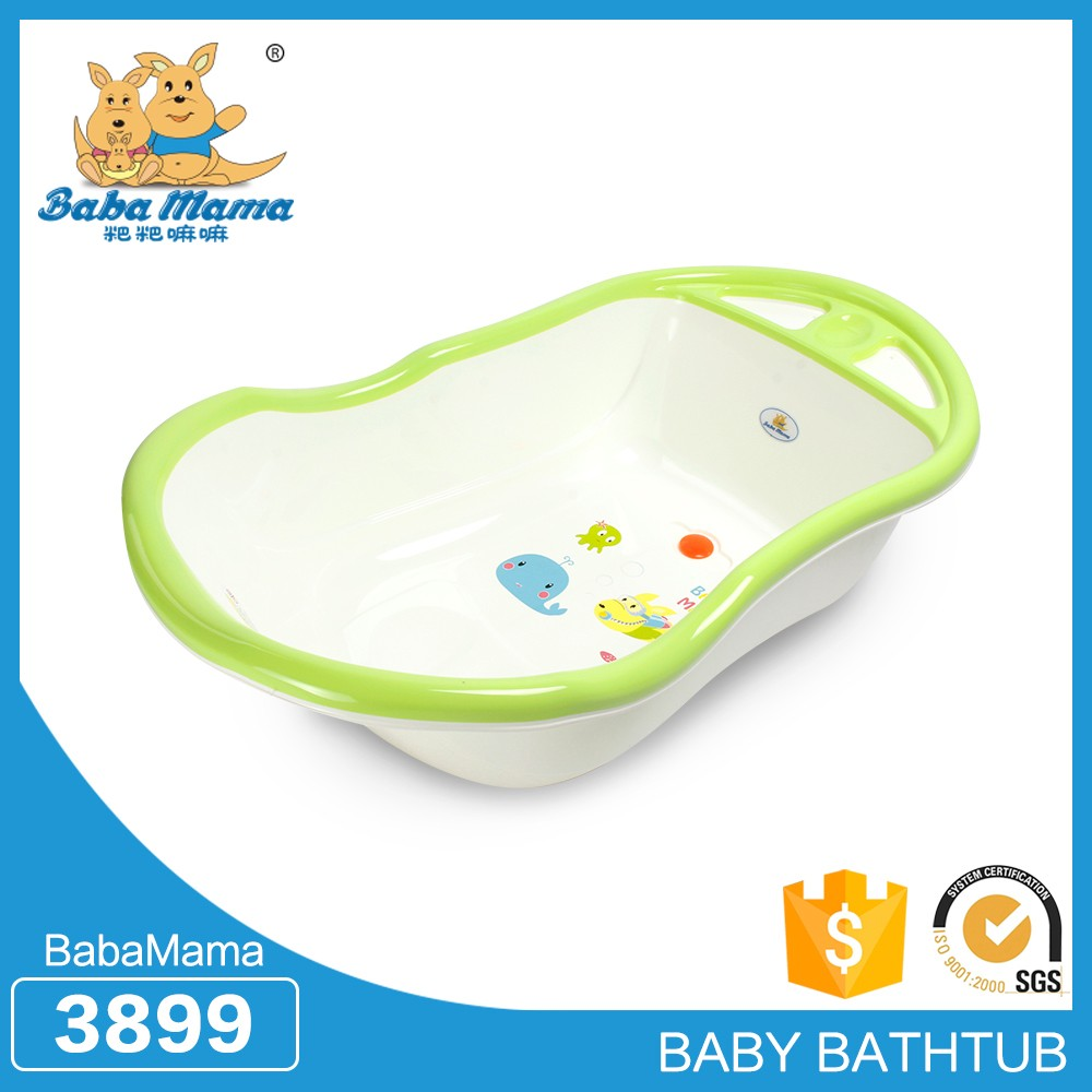 China Best selling PP Plastic shallow bathtub for baby