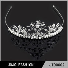 Crystal Rhinestone Hair Accessories Wedding Headwear Designs Wedding Crown