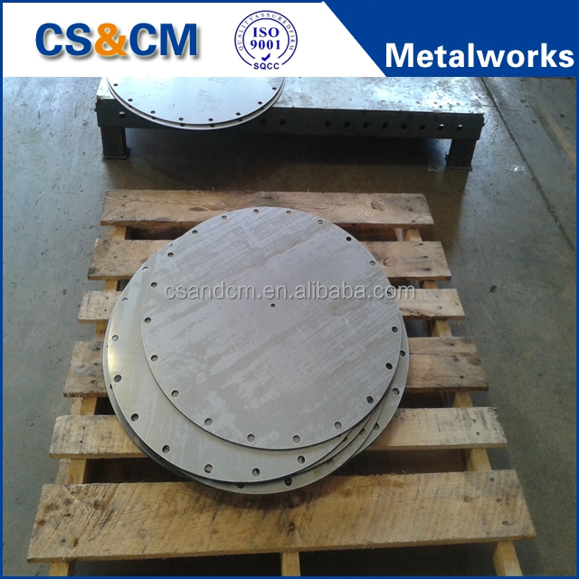 CNC punching and folding sheet metal fabrication products