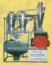 400-500kg/h corn maize Wheat flour milling machine with Price for sale
