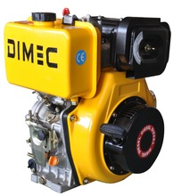 PME178F(E) light weight small single cylinder diesel engine for sale