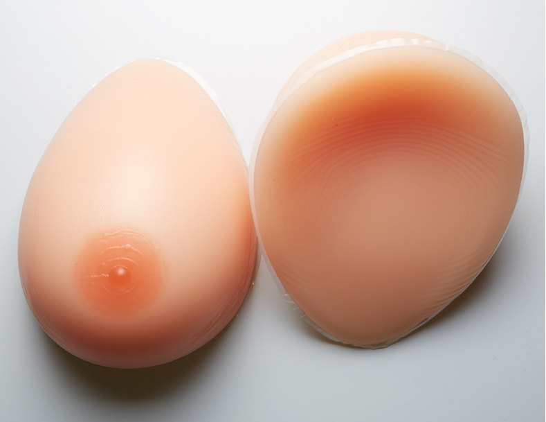Fake silicone mastectomy breast forms artificial bra for prosthesis mastectomy