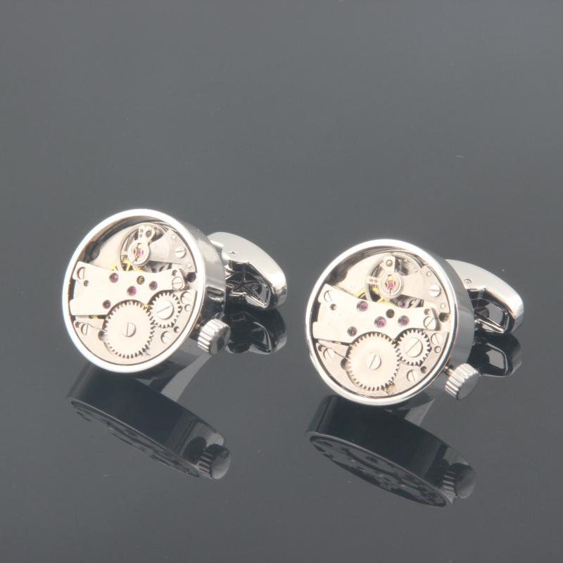 2018 <strong>Machine</strong> core cufflink
