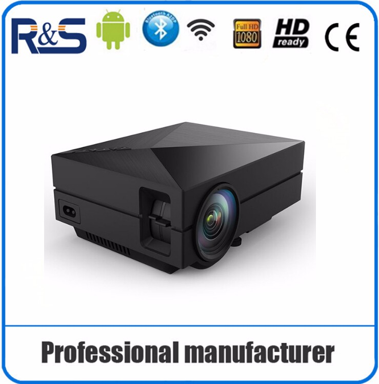 Hot selling latest projector mobile phone best suit for for Best mobile projector
