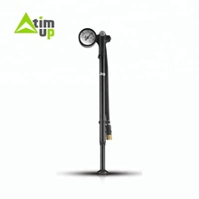 Top Fashion Custom Design Bicycle Pump Mini With Gas Meter