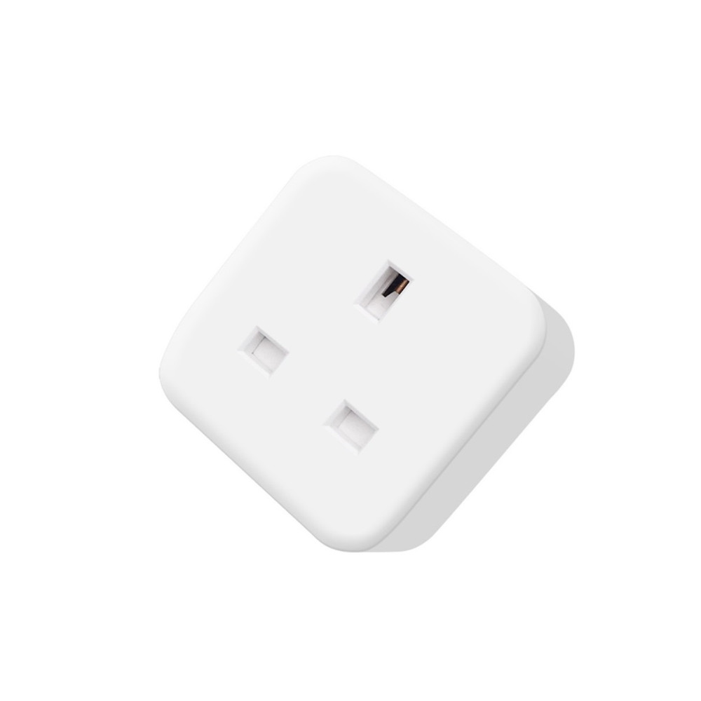 16A Smart WiFi Plug Socket Outlet Switch APP Voice Control for Alexa Google Home