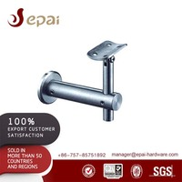 Top sale stainless steel movable wall mounted handrail bracket