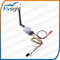 D500 RC Airplane FPV System: Flysight TX5804 400mW 5.8G FPV Transmitter Receiver Kit
