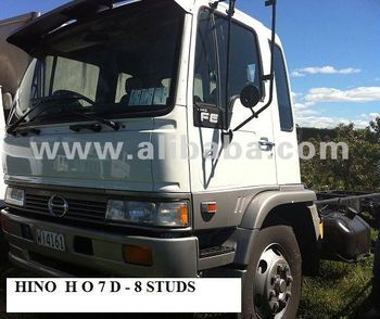 HINO H O 7 D Truck 8 Studs