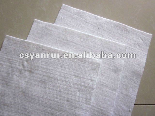 Short Fiber Geotextile Engineering Material