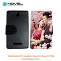 Novelcases-Shop top selling sublimation phone case for Sony C1604