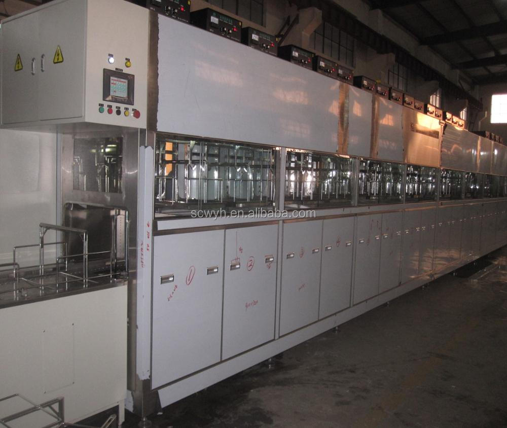 Automatic Ultrasonic Industrial Cleaning Equipment