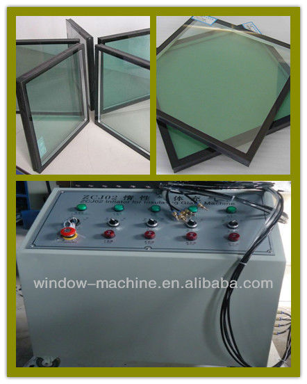Argon filling gas machine /Insulating glass product making machine/Insulating glass produce machine (ZCJ02)