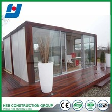 Container house competitive house prefabricated sandwich panel price