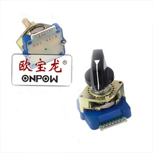 ONPOW Hot Product DCRS-00N-0/11 Rotary Selector Switches with Square Head