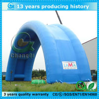 cheap inflatable pvc warehouse tents