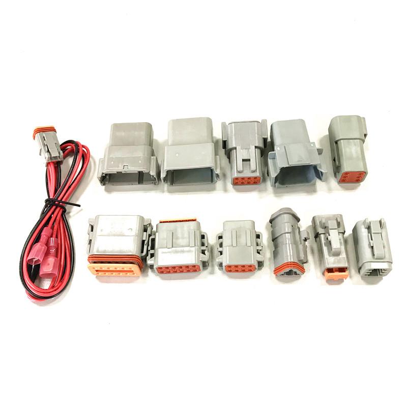 Honda Vtec Fan Connector Acura Oil Pressure Switch Knock Coolant Sensor 61890156