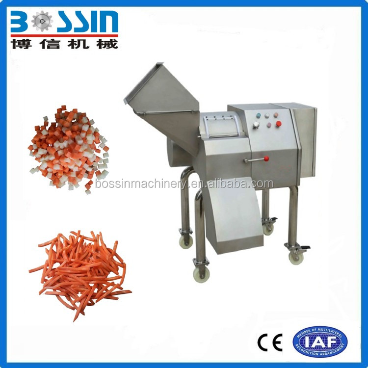 High efficiency hot sale cabbage onion potato vegetable cutter