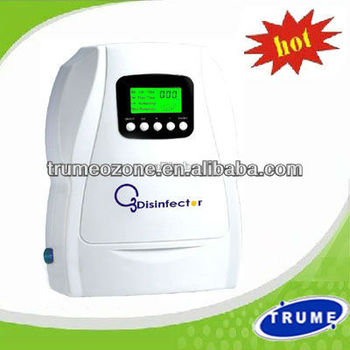 ozone products with 500mg/h ozone density and LCD display