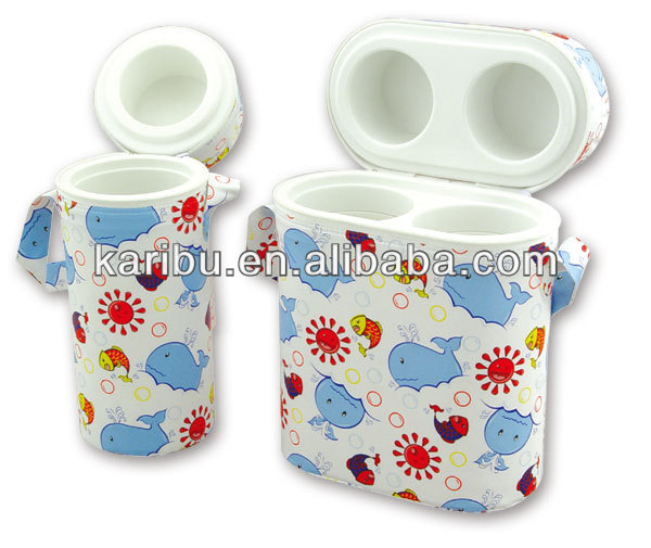 PM2345-2 Baby Double Insulated Milk Bottle Carrier