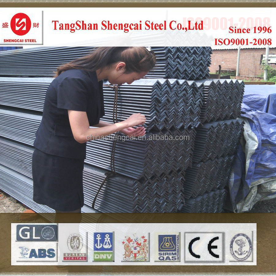 hot rolled universal angle steel/structural steel price per ton