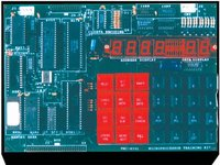 8085 MICROPROCESOR TRAINING KIT WITH EPROM PROGRAMMER & INBUILT POWER SUPPLY