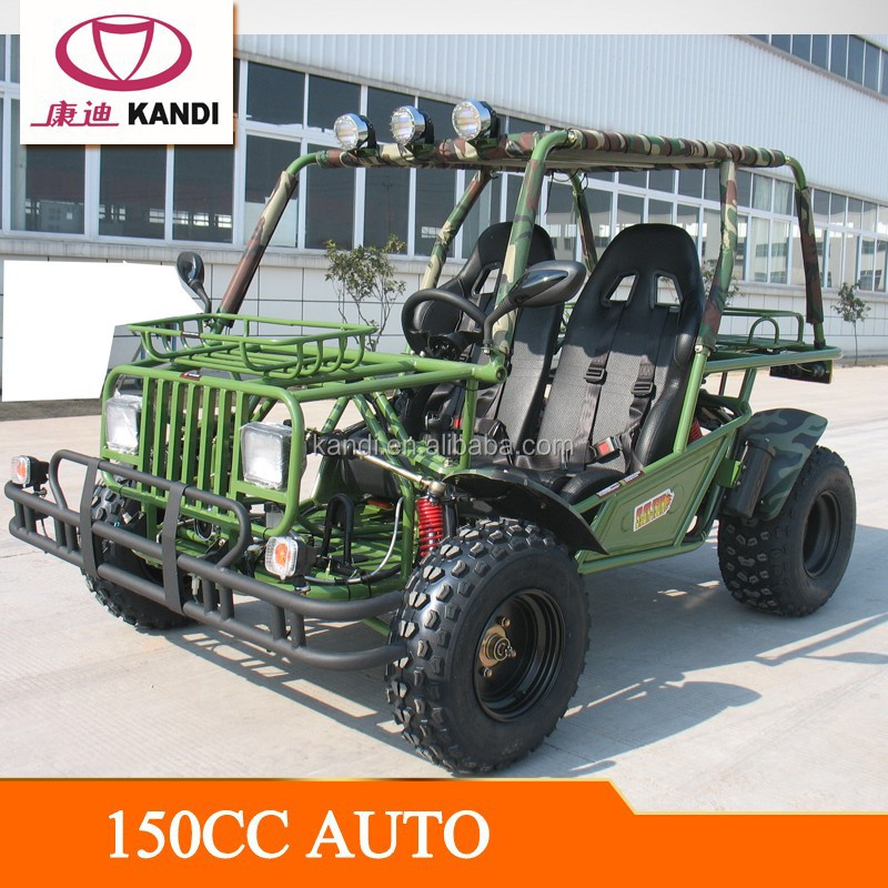 Off Road Dume Buggy 150cc 2 seater go kart