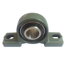 P210 Flanged Pillow Block Bearing with Factory Wholesale ,Casting iron mining machinery part pillow bearing lowes with low price