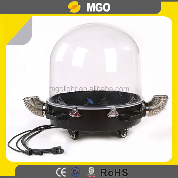 Professional sharpy dome Waterproof Moving Light Cover For Stage