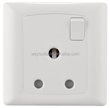 15 Amp switched socket