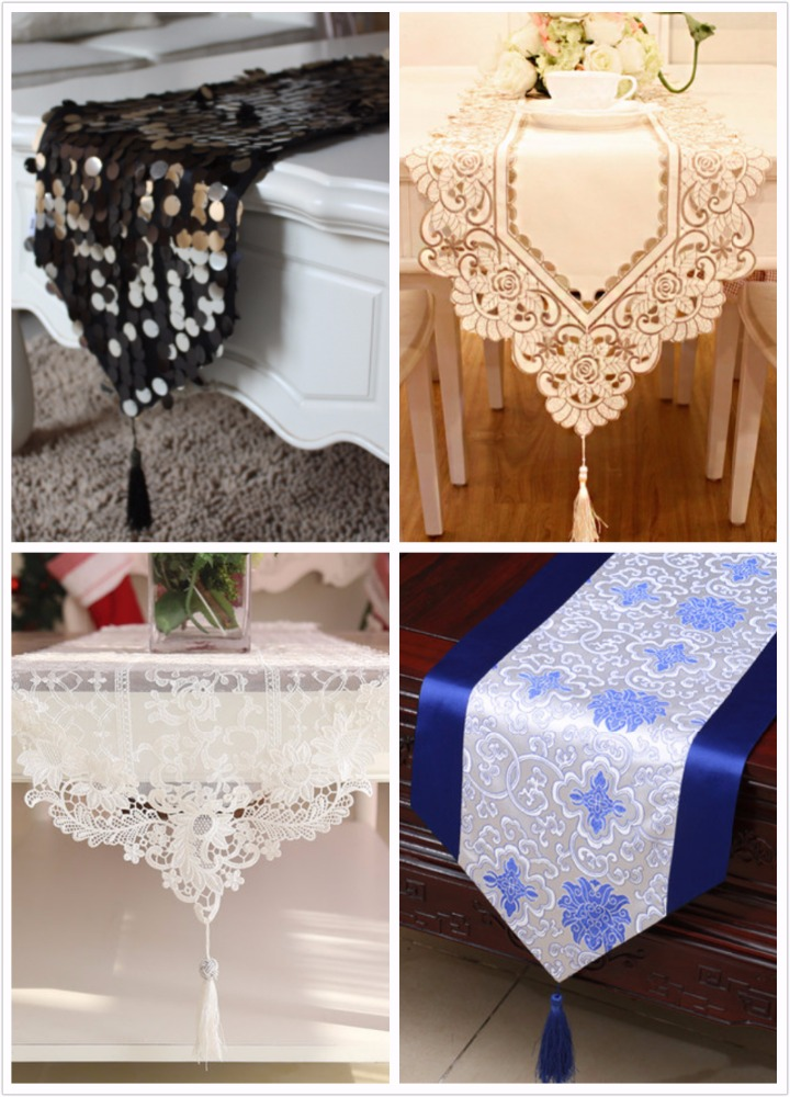 Wholesale linen table cloth burlap table runners buy for Where can i buy table linens