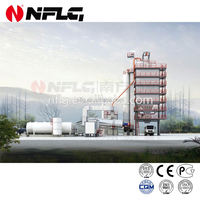 Low Price Electric Type Asphalt Mixerrs With High Quality
