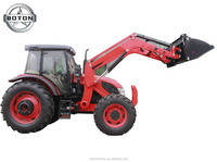 120HP 4WD Chinese Orchard Tractor for Sale