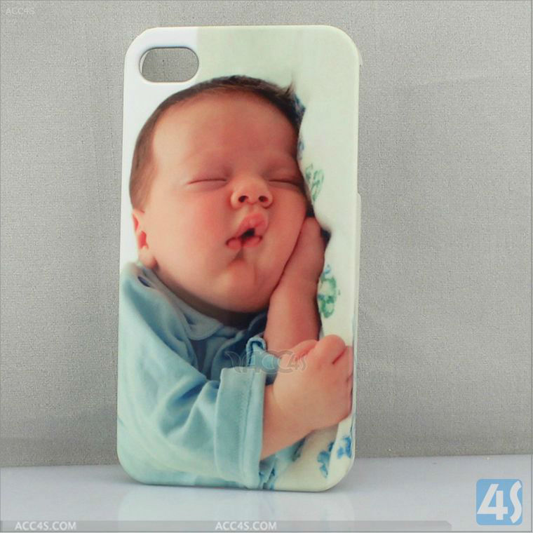 Design Your Own Hard Cover Case with 3D Image for iPhone 5 P-IPH5HC083