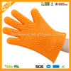 Heat And Water Resistant Finger Food Grade Silicone Gloves