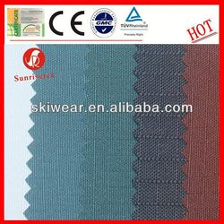 Functional fireproof free sample of cotton fabric