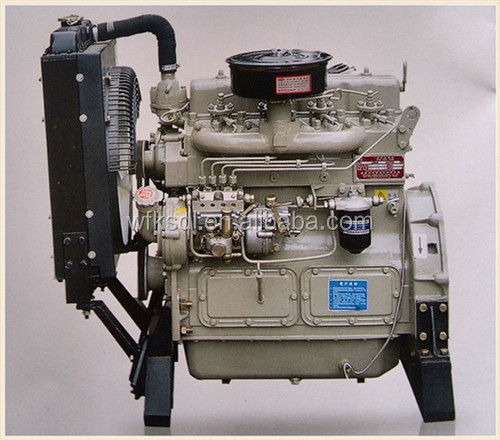 water cooled famous brand 4-cylinder diesel engine for sale