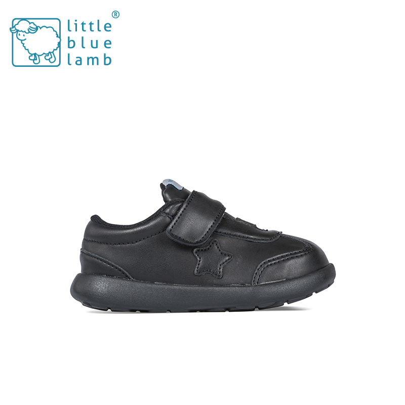 Wholesale Kids Black School Shoes / Children School shoes