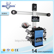 Cheap 3D car wheel alignment machine with CE HOT SALES