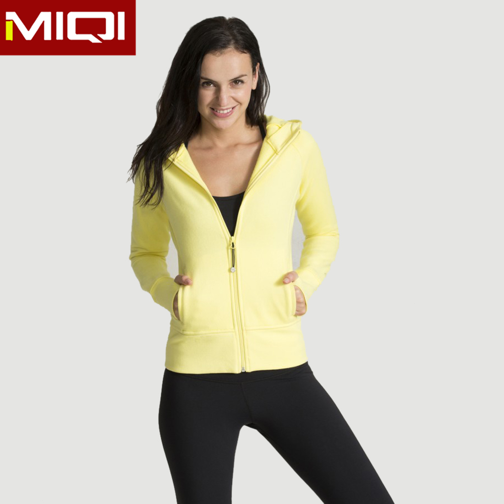 cheap wholesale fitness yoga wear custom logo printed sports jackets for women